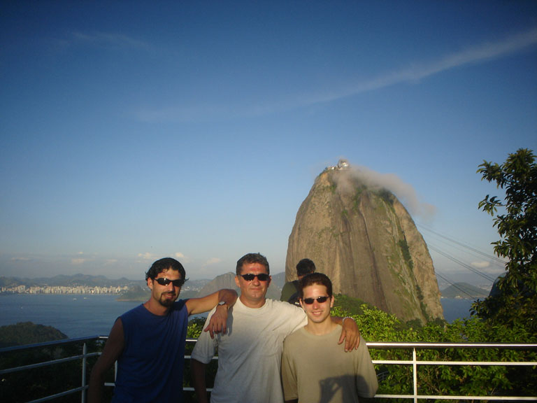 Rio de Janerio, Brasil - Februar 2007.